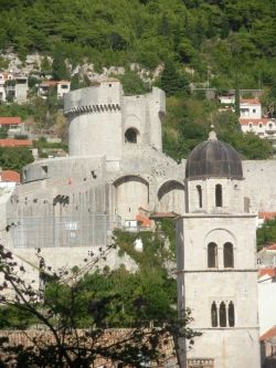 Dubrovnik old town attractions