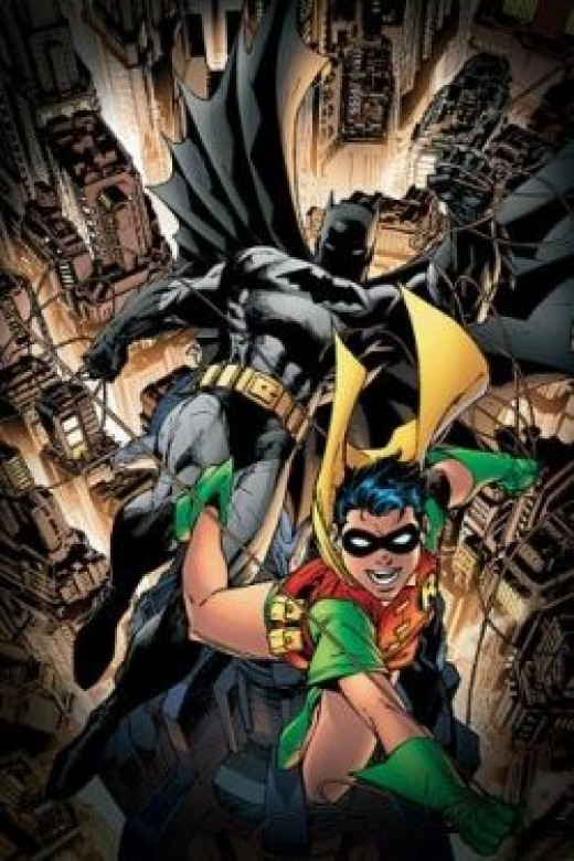 All DC Comics characters, trademarks and images (where used) are trademark DC Comics, Inc. DC characters are used in accordance with their generous