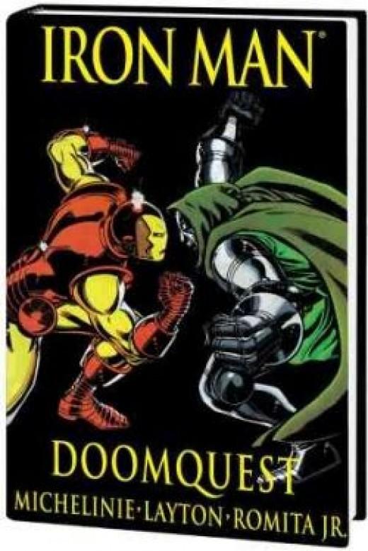 Iron Man: Doomquest Premiere HC