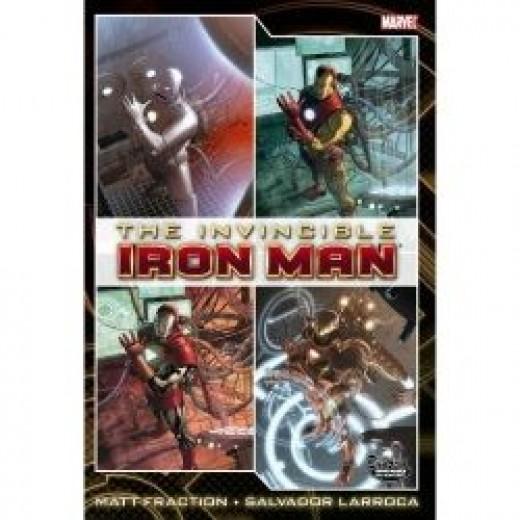 Invincible Iron Man Omnibus Vol.1
