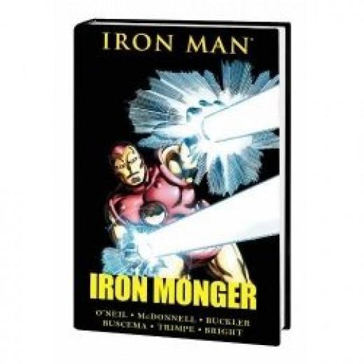 Iron Man:Iron Monger