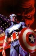 Captain America Top Ten Graphic Novels