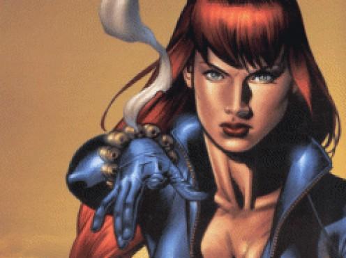 Black Widow Top Ten Graphic Novels