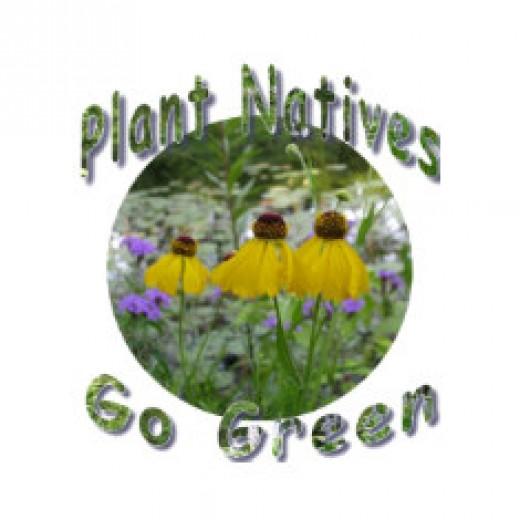 Plant Natives Go Green by naturegirl7