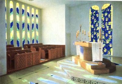 Matise Chapel