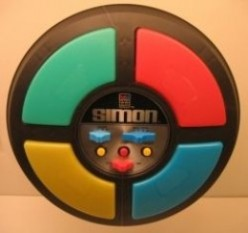 The Simon Memory Game for Children or Adults: It's Still Around