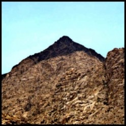 Mount Sinai Found: Discovery in Saudi Arabia.