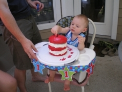Happy 1st Birthday Samson, What a Fun Party!