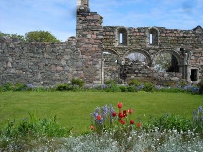 The Nunnery: Iona, Scotland