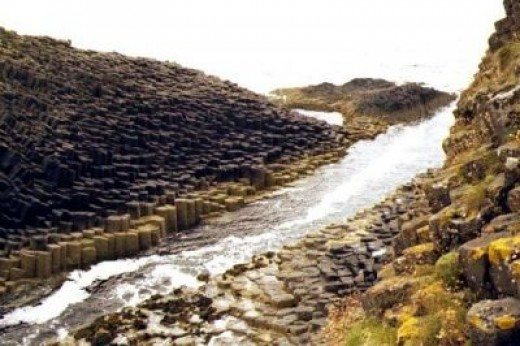Don't Miss Staffa with Its Amzaing Geology, Sea Cave and in Late June, Puffins