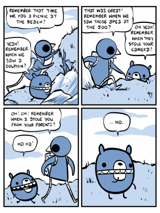 Best Nedroid Comic Remember When
