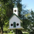 Fancy Birdhouse Designs to Decorate Your Backyard