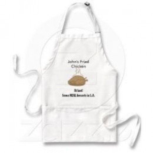 "Chicken Apron: ""At Last, Some REAL Breasts in L.A."""