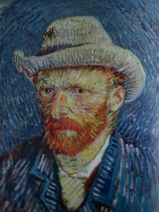 The van Gogh Muesum is well worth a visit.