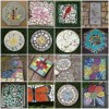 Personalized Stepping Stones For Gardens