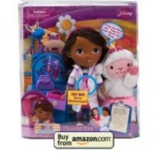 interactive doc mcstuffins doll