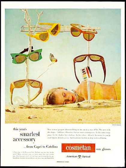 Vintage 1949 Sunglasses