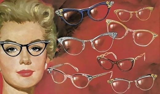 1950's Geek Glasses