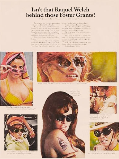 1968 spectacles