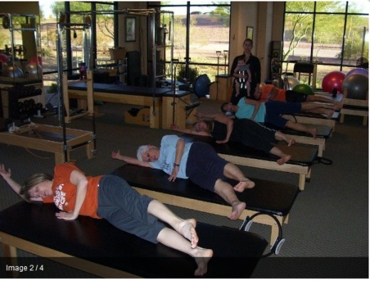 Pilates Classes Phoenix - Pilates Mat Classes