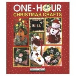 Christmas Crafts in Under an Hour