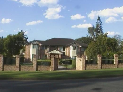 Robertson home