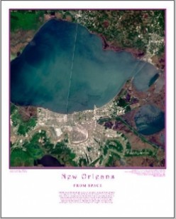 Quiz: New Orleans Geography