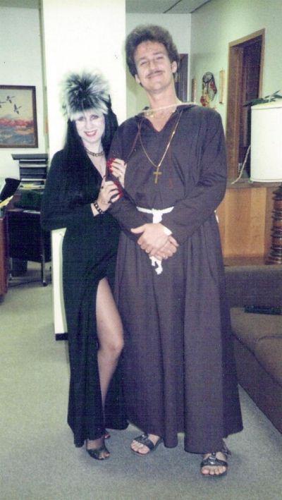 Elvira & the Friar
