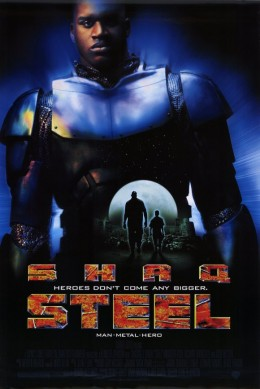 As if D.C. and Warner Brothers was not having a bad enough year, they also released Steel.