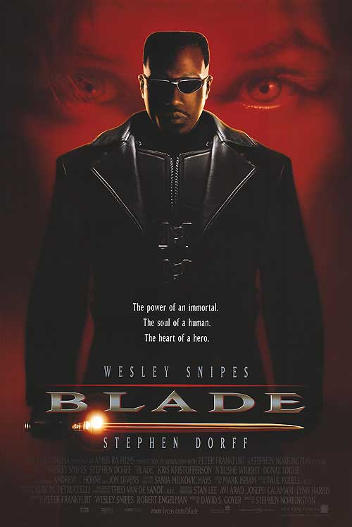 While Blade may not have brought back the comic book movie, it did turn the tide for Marvel.