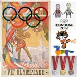 Mascots, Medals & Emblems of the Olympic Games