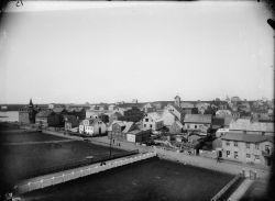 Reykjavk in the early 20th century