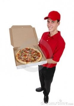 Doing Pizza Deliveries