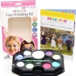 Snazaroo Face Paint Kits
