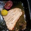 Salmon - Grilled Salmon Sandwich