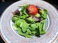 Salad - With Prosciutto, Artichoke
