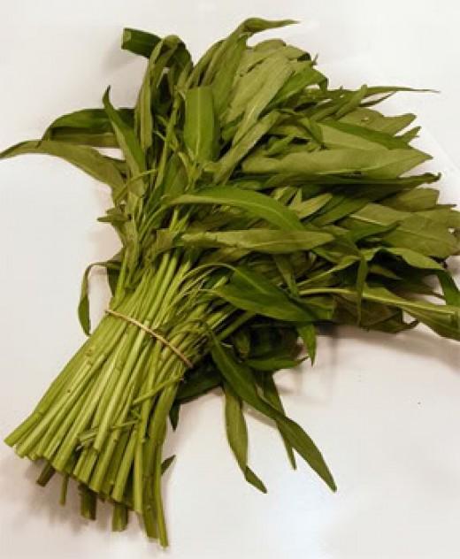 Kangkung / Water Spinach