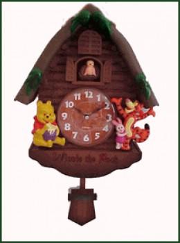 Winnie the Pooh and Friends Cuckoo Clock