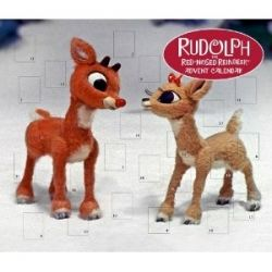 Rudolph the Red Nosed Reindeer Advent Calendar