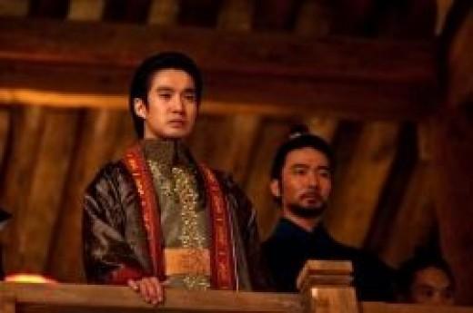 Ryu Deok Hwan as King Gong Min