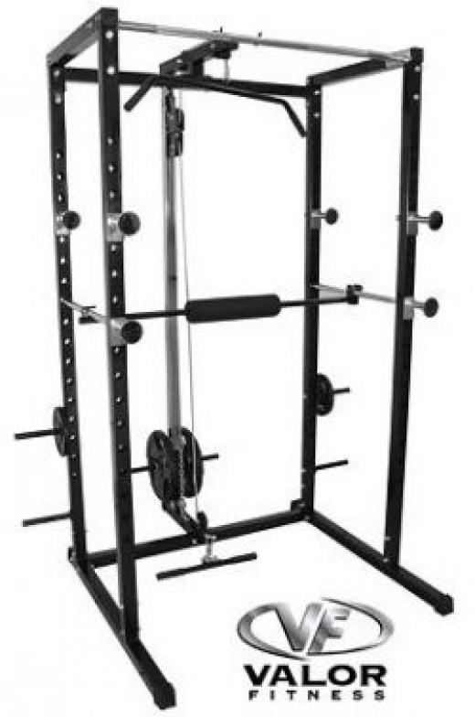 Valor Athletics Inc. BD - 7 Power Rack