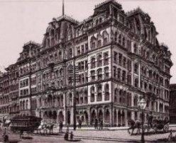 Lee White's Department Store