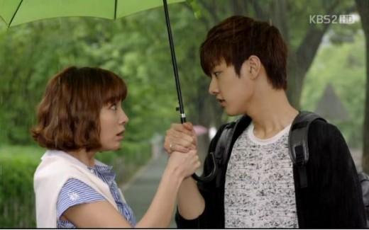 BIG - Da Ran & Kyung Joon First Meeting