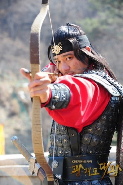King Gwanggaeto, the Great Conqueror