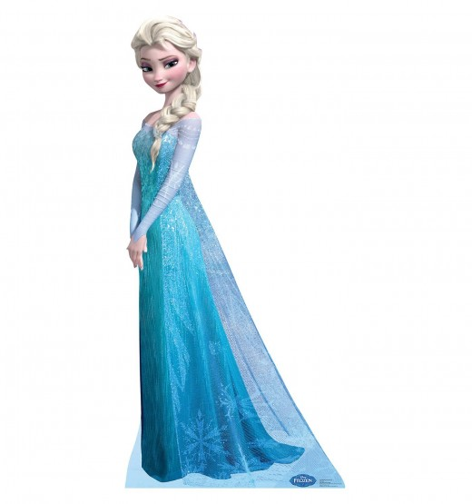 Disney's Frozen Princess Elsa