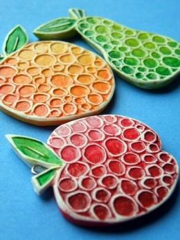 Homemade Fruit Salad Jewelry