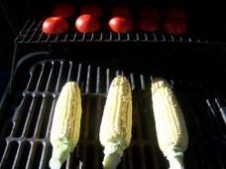 Grilled Veg 1 - Tomatoes & Corn (Classics)