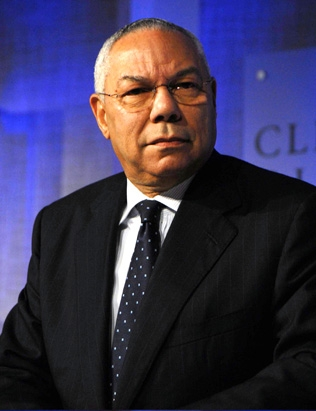 COLIN  POWELL ( Prostate Cancer )