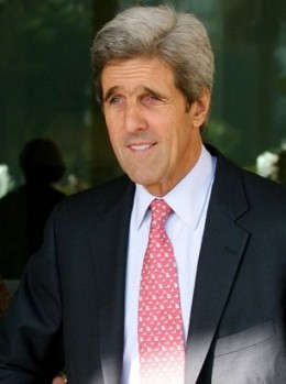 JOHN  KERRY ( Prostate Cancer )
