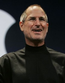 STEVE  JOBS ( Pancreatic Cancer )